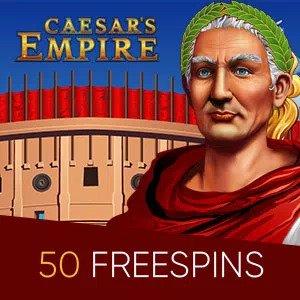 50 Free Spins Bonus to play
